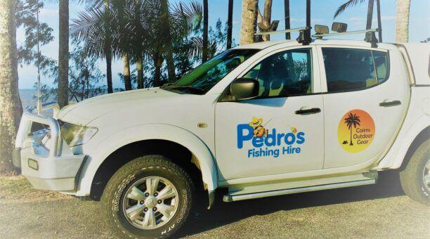 Palm Cove Fishing Packs